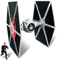 Star Wars® Ecliptic Evader Tie Fighter model kolekcjonerski