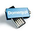 Pendrive 8GB Domeny.pl